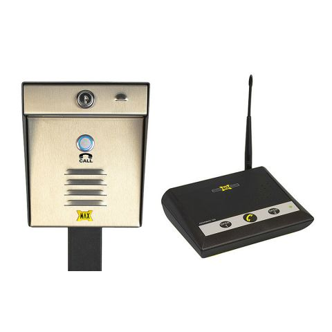 Maximum Controls AeroMax 200-100 Wireless Intercom with 100 Indoor Desktop Station