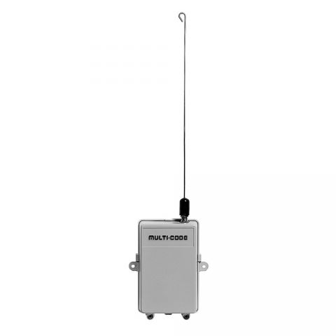 Multi-Code 1-Channel 110V Gate Receiver