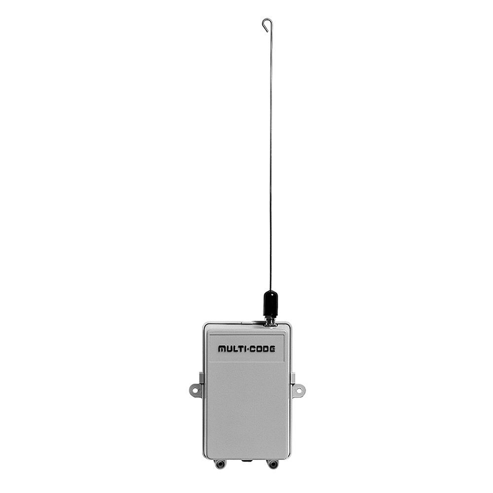 Multi-Code 1-Channel 12/24V Gate Receiver
