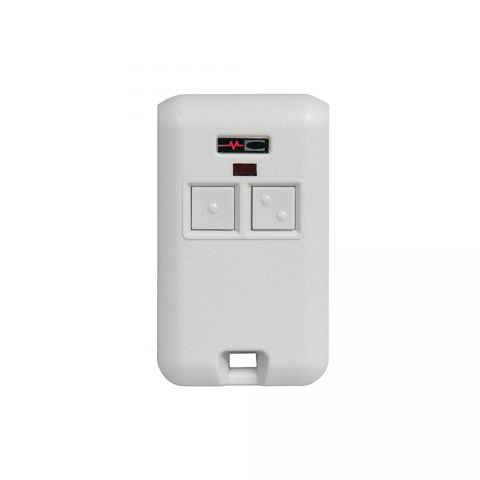 Multi-Code Two Button Mini Key RingTransmitter