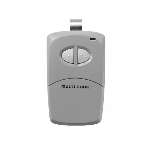 Multi-Code Two Button Transmitter