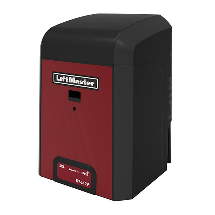 LiftMaster 12 Volt Slide Gate Operator with Battery Backup