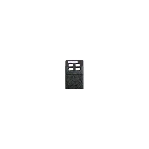 Multi-Code 4 Button Transmitter (Stanley compatible) Black