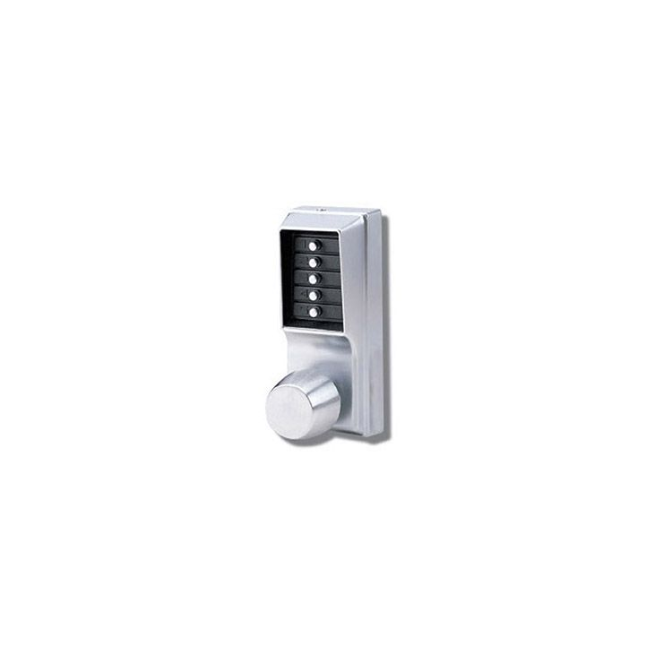 KABA Simplex 1000 Series Mechanical Pushbutton Lock w/Round Knob