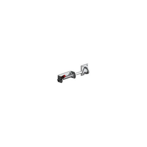 Abbey Trading Spring Loaded Animal Bolt - E-Galvanized