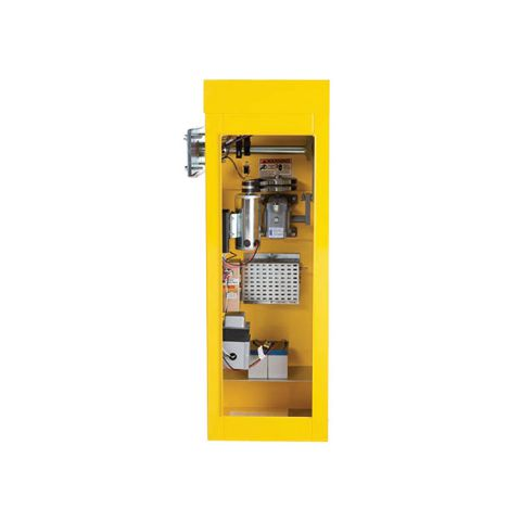 Linear 1/2 HP 115V Barrier Gate w/ DC Battery Backup