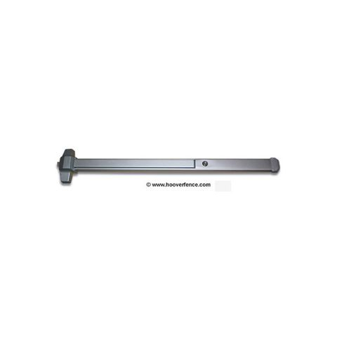 DAC Industries Silver Surface Mount Exit Bar