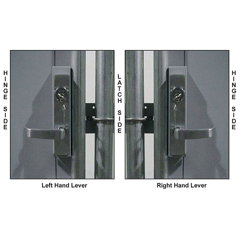 Hoover Fence Add & Install D-6200 Electrified Control Trim (Panic Gate Kits Only)