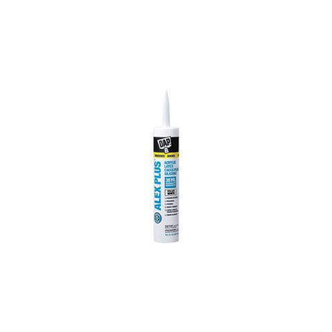 DAP Latex Caulk + Silicone