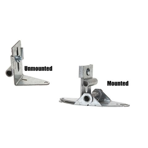 Adjustable Hinge Brackets