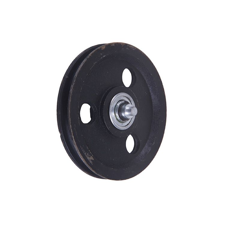 "5-1/2"" ND Pulley with Shaft"