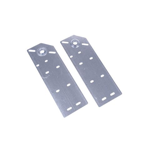 Commercial Flat End Bearing Plate - Pair