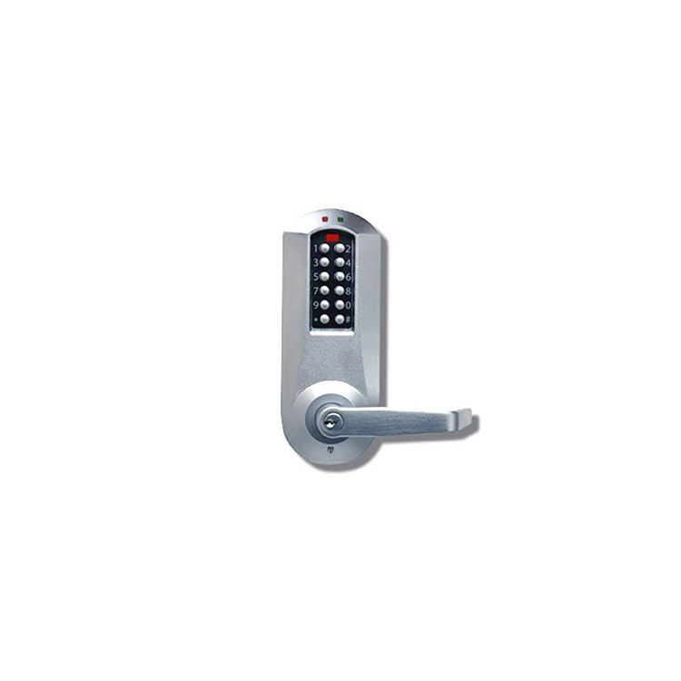 KABA Simplex 5000 Series E-Plex Electronic Pushbutton Lock w/Lever