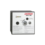 Detex KIT - Surface Mount Hardwired AC/DC w/Battery Backup Exit Alarm EAX-3500SK - Includes Door Contacts and Transformer (EAX-3500SK-P)
