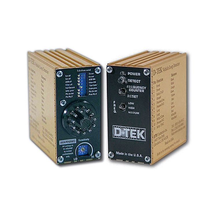 EMX D-TEK Vehicle Loop Detector
