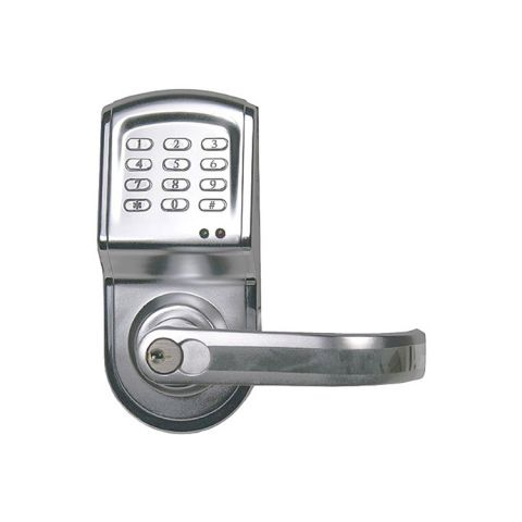 Linear 212LS Stand Alone Keypad Access Control Cylindrical Lockset