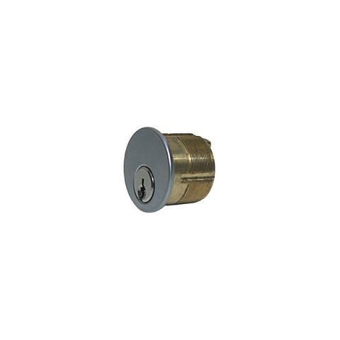 "Detex Mortise Cylinder, Schlage ""C"" Keyway with 2 Keys"