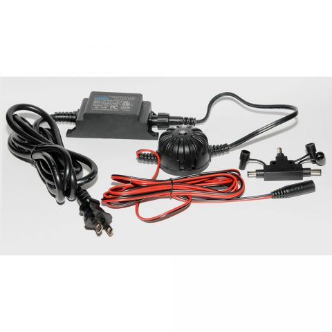LMT 12 Watt LED Low Voltage Transformer Kit w/Photo Eye