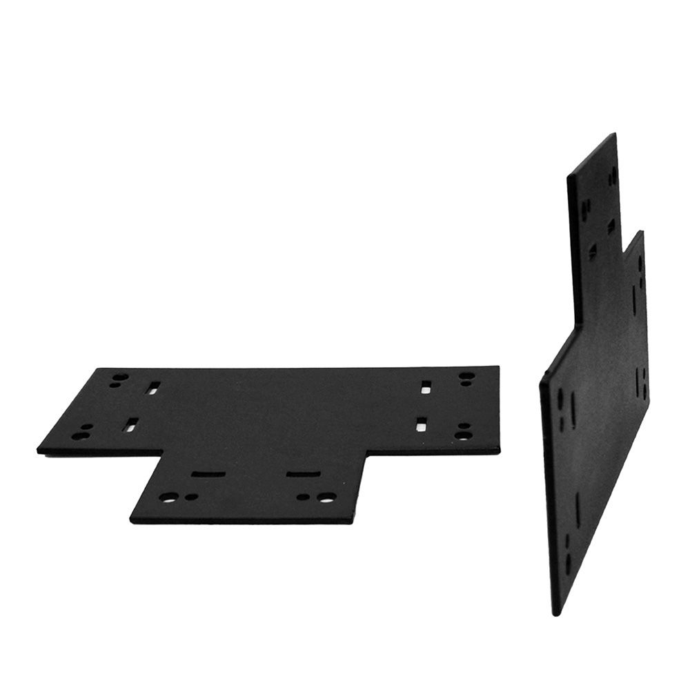 "OZCO Building Products T"" Tie Plates"