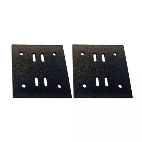 OZCO Building Products Butt Joint Flush Plates