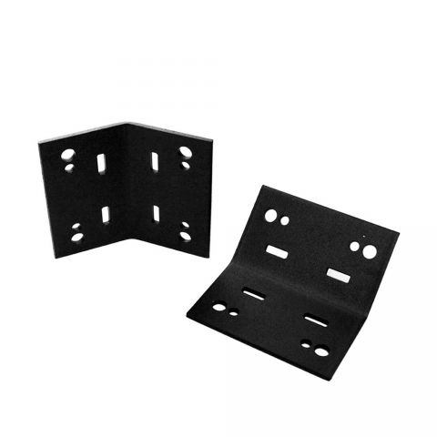 OZCO Building Products Flush Inside 45 Degree Plates