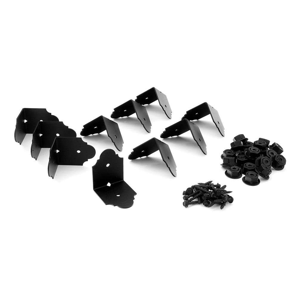 "OZCO Building Products 4"" Rafter Clips - Laredo Sunset"