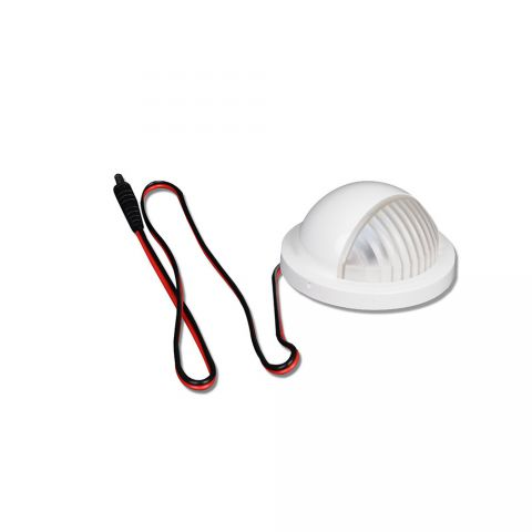 LMT Solar Scalloped Dome Side Light