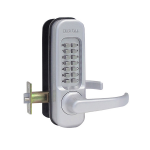 Lockey USA Heavy Duty Keyless Lever Lock 1150 (LUS-1150)