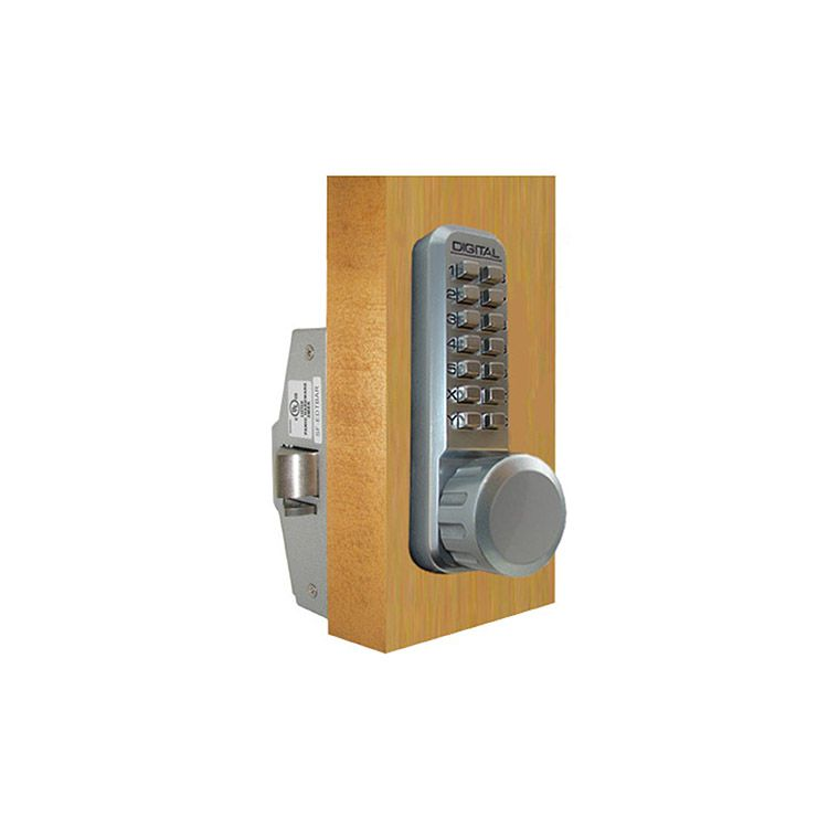 Lockey USA Medium Duty Keypad Trim 230-P for Panic Exit Bar