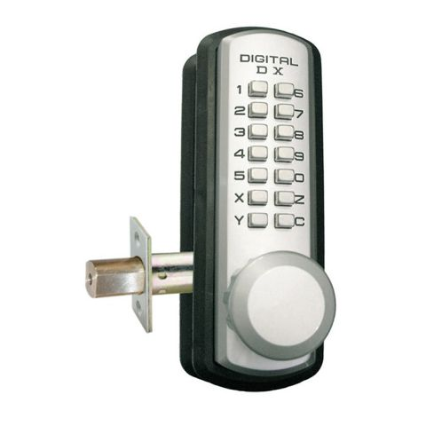 Lockey USA Keyless Deadbolt Lock 3210