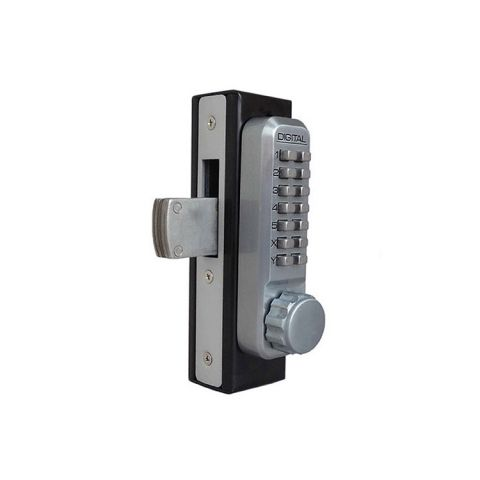 Lockey USA Keyless Deadbolt - Narrow Stile Mortised 2900 - Single Sided Combination Lock