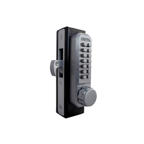 Lockey USA Keyless Hookbolt - Narrow Stile Mortised 2950