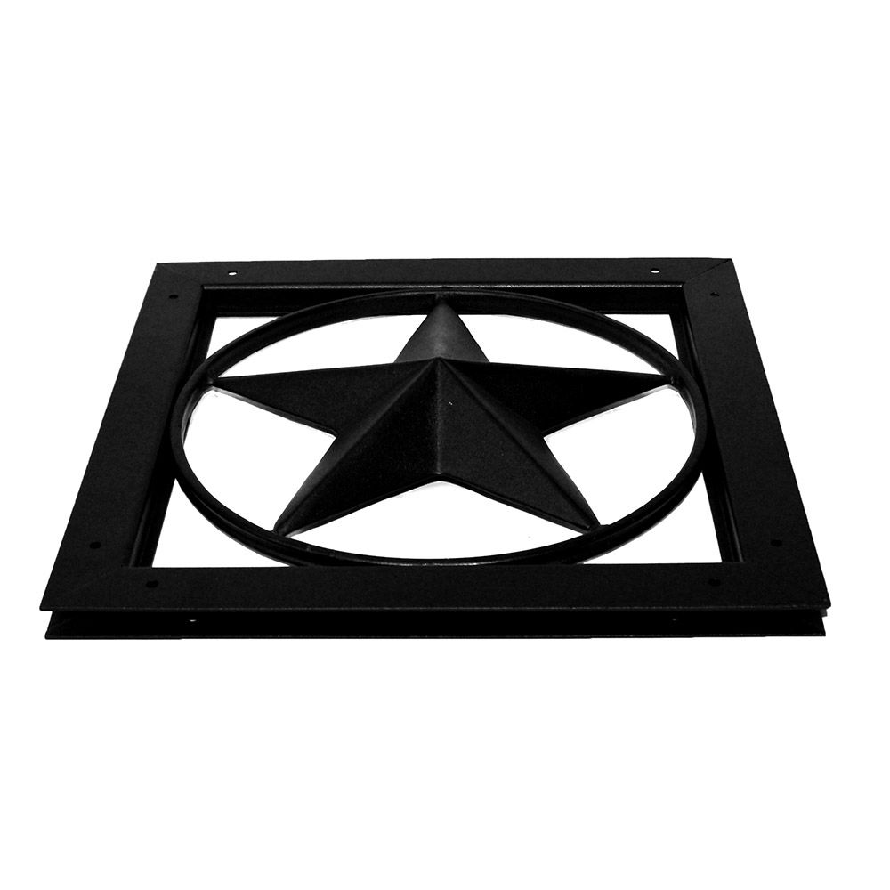 OZCO Building Products Gate Accent Star