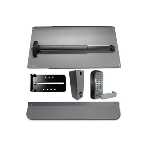 Lockey USA PSDX Security Panic Bar Kit for Gates