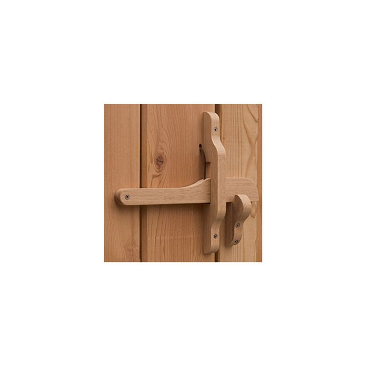 Snug Cottage Hardware Cambridge Wood Latch
