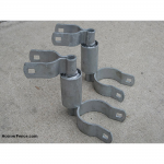 Self-Closing Chain Link Fence Gate Hinge 2-1/2