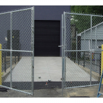 Chain Link Fence Gate Drop Rods - Commercial/Industrial Grade (CL-DROP-ROD-COM)