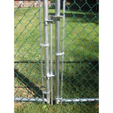 Chain Link Fence Gate Drop Rods - Residential Grade