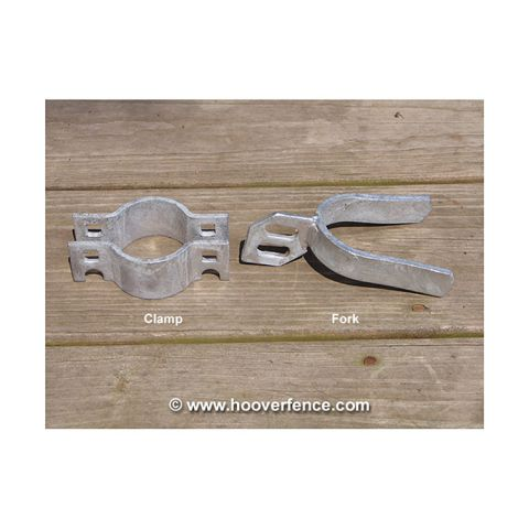 Chain Link Fork Clamps