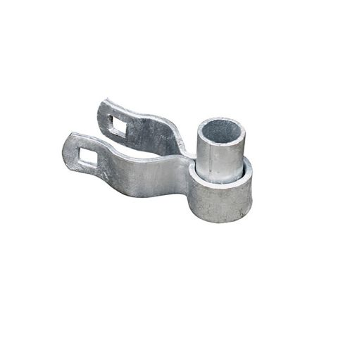 "1 3/8"" kennel hinge - fits in end of tubing frame"