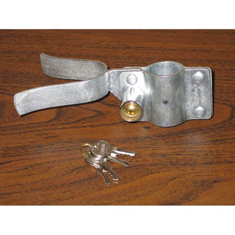 Chain Link Fence Quick Locks - Single Gates