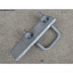 Sliding Gate Stop Bracket, Flat (GSB)