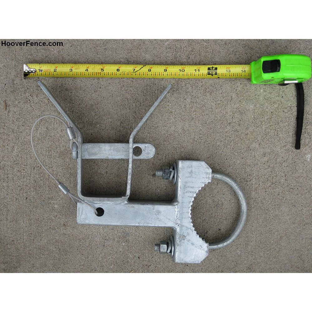 Chain Link Fence Slide Gate Receiver Type Latches Round