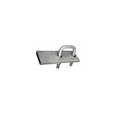 Sliding Gate Stop Bracket, Flat
