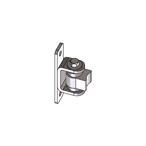 Nationwide Industries HD Bearing Hinge - Body Steel Weld-on, Mill - Yoke Steel Bolt-on, Mill - Each