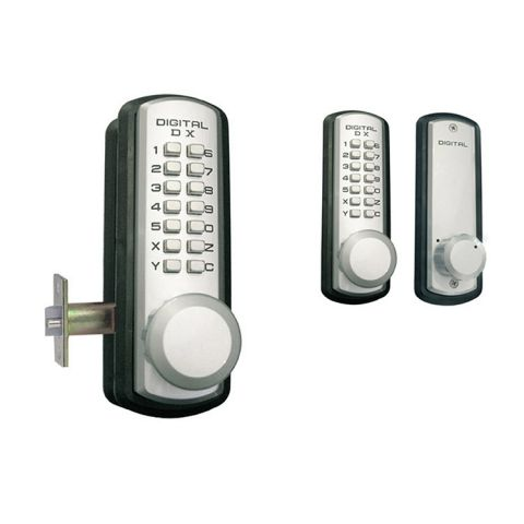 Lockey USA Keyless Deadlocking Spring Latch Lock 3230