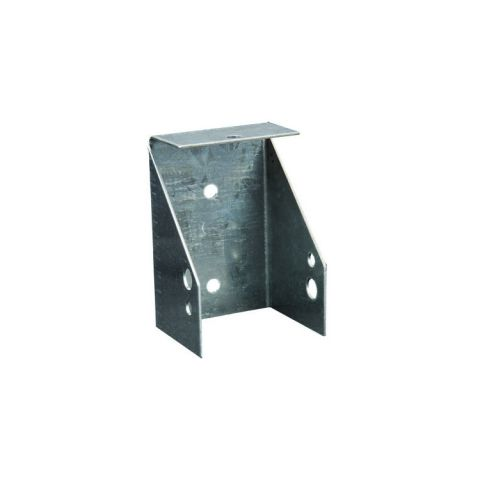Nationwide Industries 2x4 Steel Brackets for Building Wood Fences