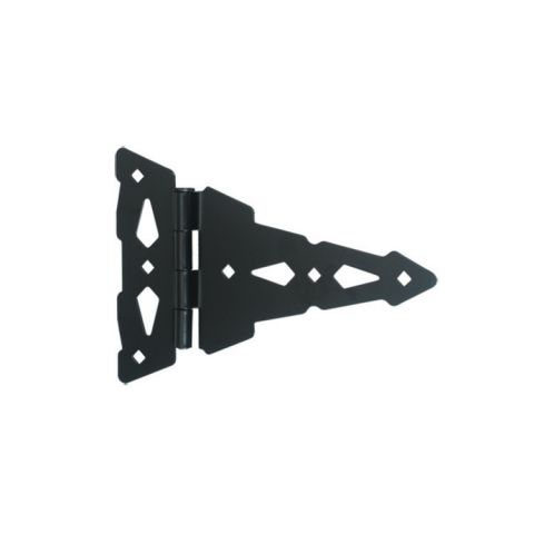 Nationwide Industries Contemporary T-Hinges for Wood Gates, Pair