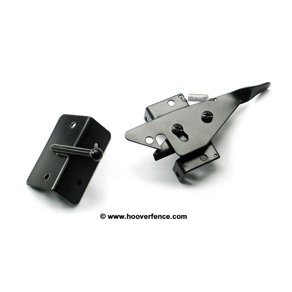Nationwide Industries Narrow Flange 2-Side Activated Latches for Vinyl Gates