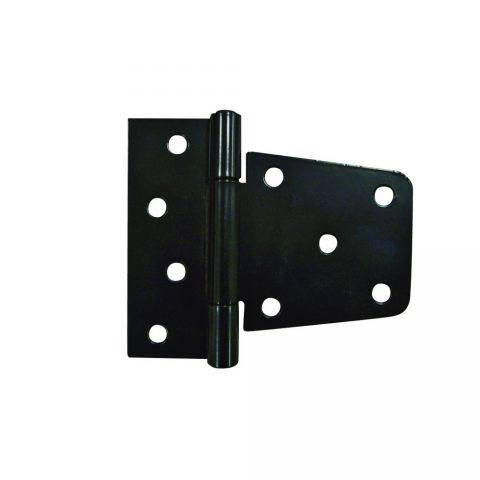 Nationwide Industries Blunt T-Hinges for Wood Gates, Pair